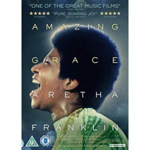 Amazing Grace, Aretha Franklin - DVD