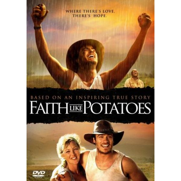 Faith like potatoes - DVD
