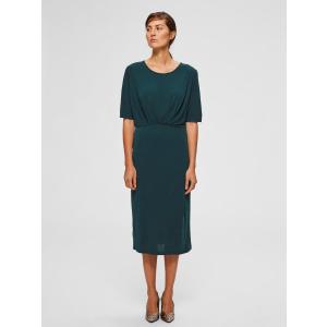 Amber kjole grønn