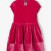 Helour velurkjole mini Jester Red