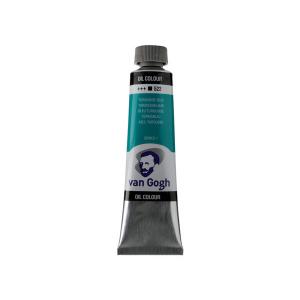 VAN GOGH OLJEF  40 ML 522 TURQUOISE BLUE