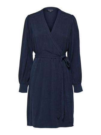 Milja-Alva Wrap Dress