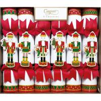 Nutcracker Parade Celebration Christmas Crackers - 6 Per Box