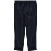 Roul stripet bukse kids Dark Sapphire