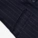 Roul stripet jakke kids Dark Sapphire