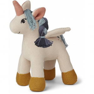 LIEWOOD - ADIANA KNIT TEDDY UNICORN SANDY