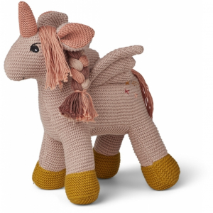 LIEWOOD - ADIANA KNIT TEDDY UNICORN SORBET ROSE