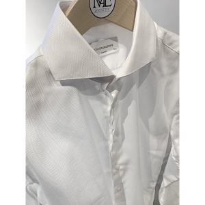 Hvit skjorte, Herringbone mønster