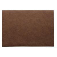 ASA bordbrikke - brunt skinn