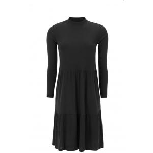 Rilla kjole sort