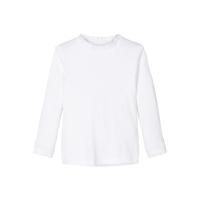 Sika langermet topp Mini Bright White