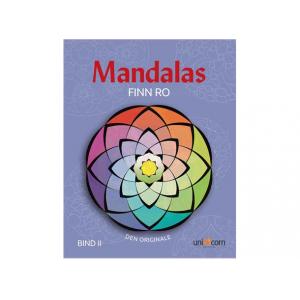 Mandalas malebok Finn ro med Mandalas 2