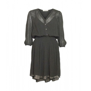 Chiara kjole sort