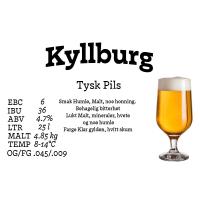 Kyllburg Pils 25 liter