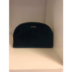 Velvet Make-Up Pouch