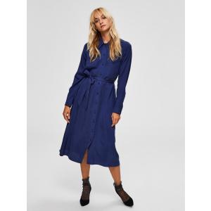 Myla Florenta kjole blå