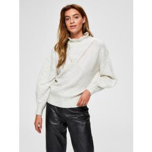 Inga genser grå/hvit
