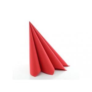 Serviett Tekstil 40X40Cm Rød