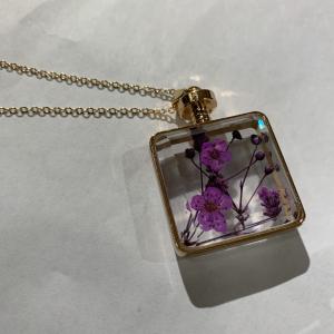 Carmi Necklace Flower