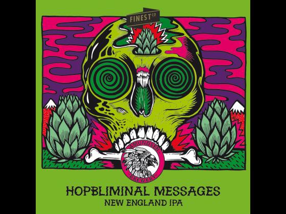 Amundsen Hopbliminal Messages NEIPA