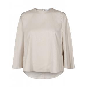 Justin cape blouse