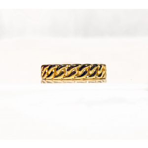 Curb Chain Ring Small