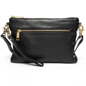 Small bag/ Clutch - Brown or Black
