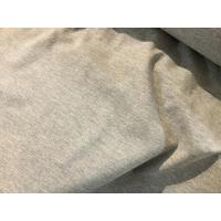Jersey/elastan mellert lys grå.