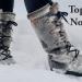 Amundsen , nature, støvlett