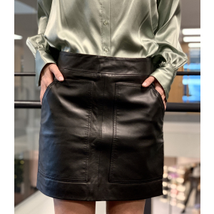 Sigge Skirt - Sort