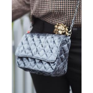 Velvet Bas Bag