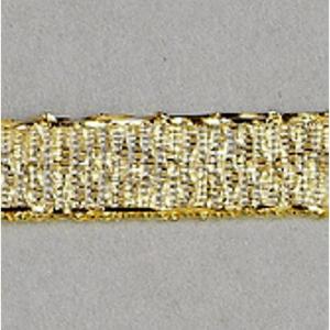 Dekorbånd Gull 3 mm