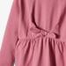 Vibs langermet sweatshirtkjole Heather Rose