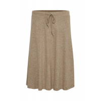 CREAM KATLINDACR SKIRT