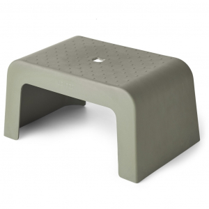 LIEWOOD - ULLA STEP STOOL FAUNE GREEN