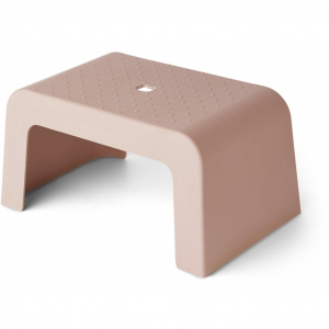 LIEWOOD - ULLA STEP STOOL CORAL BLUSH