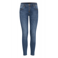 Pulz Rosita medium blue denim