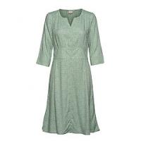 CREAM KARINACR DRESS