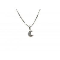Måneskinn sølvsmykke