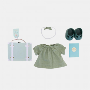OLLI ELLA - DINKUM DOLL TRAVEL TOGS MINT