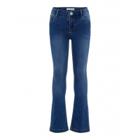 Polly Indigo Bootcut jeans Mini