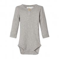Olas body Baby Grey Melange
