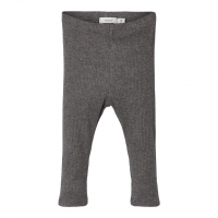 Olas legging Baby Dark Grey Melange