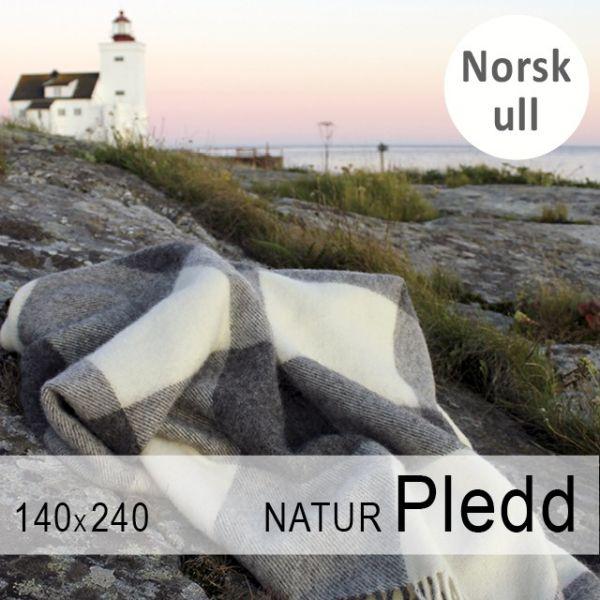 Naturpledd Nr.101 140x240