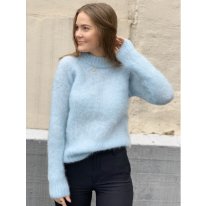 Monty Sweater - Blue surf