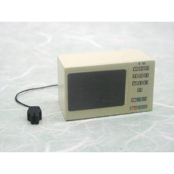 Miniatyr – Mikrobølgeovn