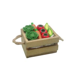 Miniatyr – kasse grønnsaker
