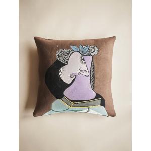 Pute Picasso - Le chapeau de paille au feuillage bleu (1936)