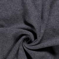 Kokt ull mørk grå