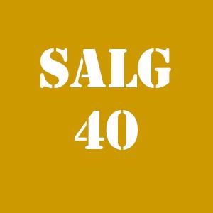 Salg -40%